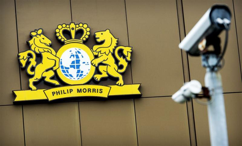 Philip Morris verkoopt fors minder sigaretten