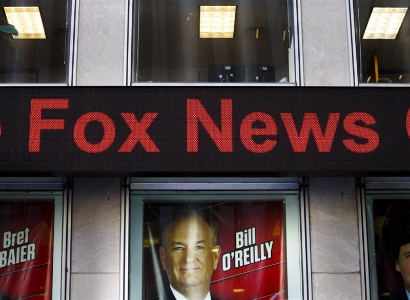 O'Reilly weg als presentator bij Fox