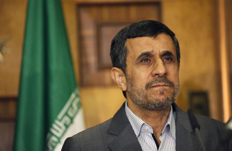 Ahmadinejad geweerd van verkiezingen Iran
