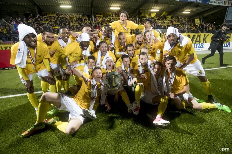 VVV-Venlo kampioen in de Jupiler League (Foto: Pro Shots/Joep Leenen)