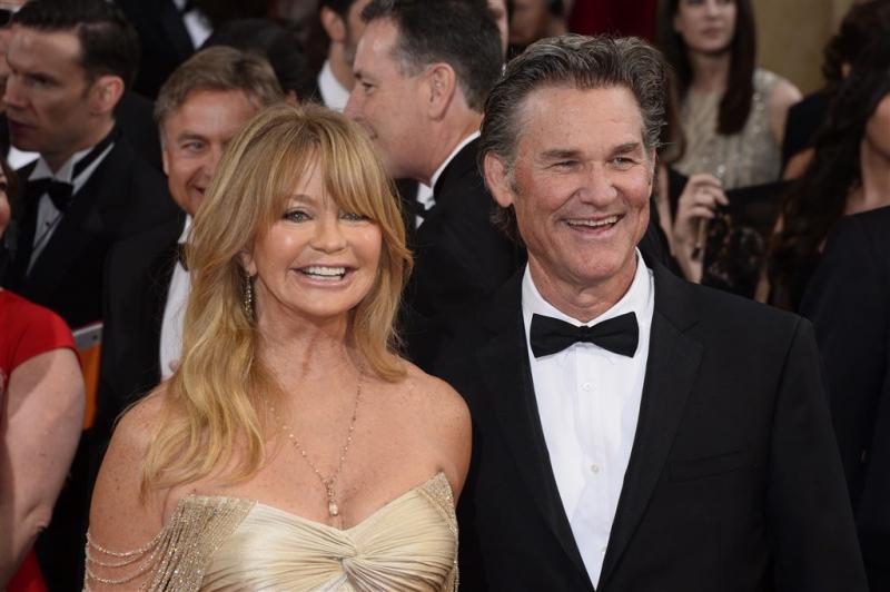 Kurt Russell en Goldie Hawn betrapt na seks