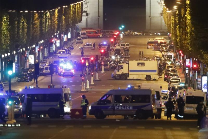 Aanslag Parijs opgeëist door IS
