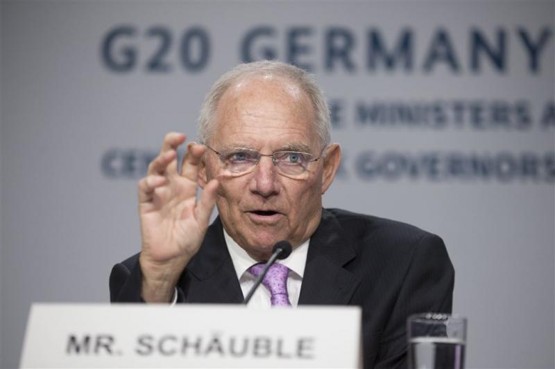 G20 wacht uitwerking beleid Trump af