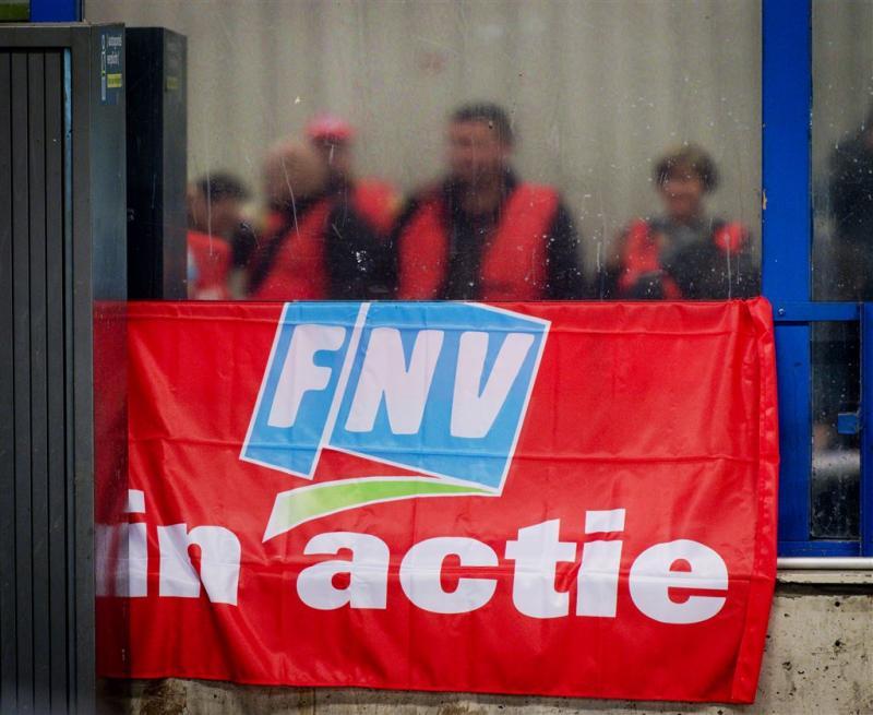 Vakbonden schorten overleg met werkgevers op