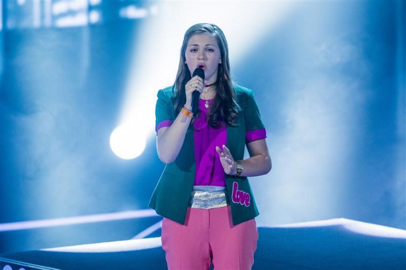 Iris wint zesde editie The Voice Kids