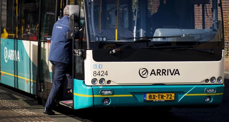 Leeftijdsgrens buschauffeurs gaat omlaag