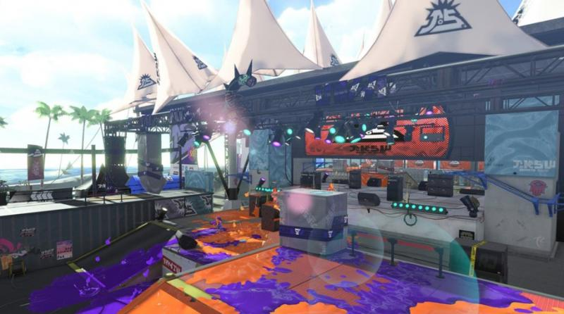 Splatoon 2 Starfish Mainstage 1
