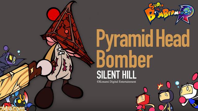 Pyramid Head Bomber