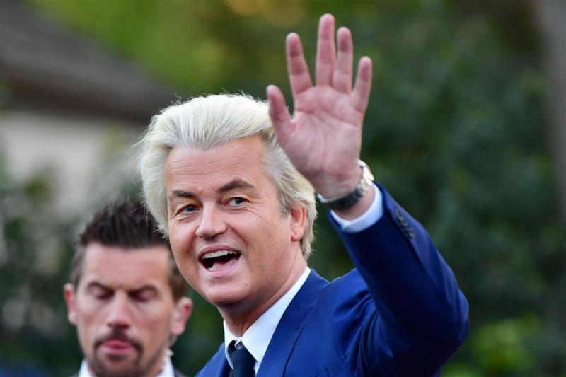Wilders: blij dat ik nog leef