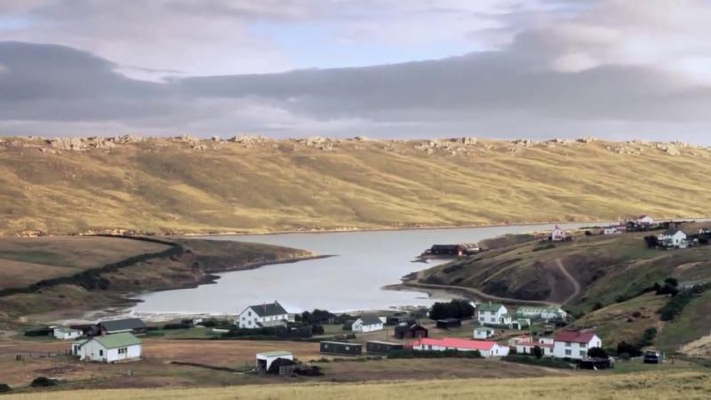 De Falkland-Eilanden