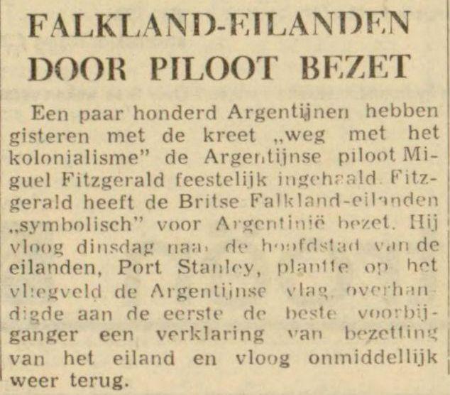 Uit de Leeuwarder Courant van 11 september 1964