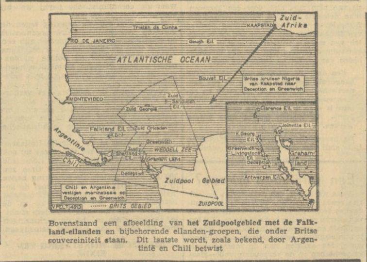 Uit het Friesch Dagblad van 20 februari 1948