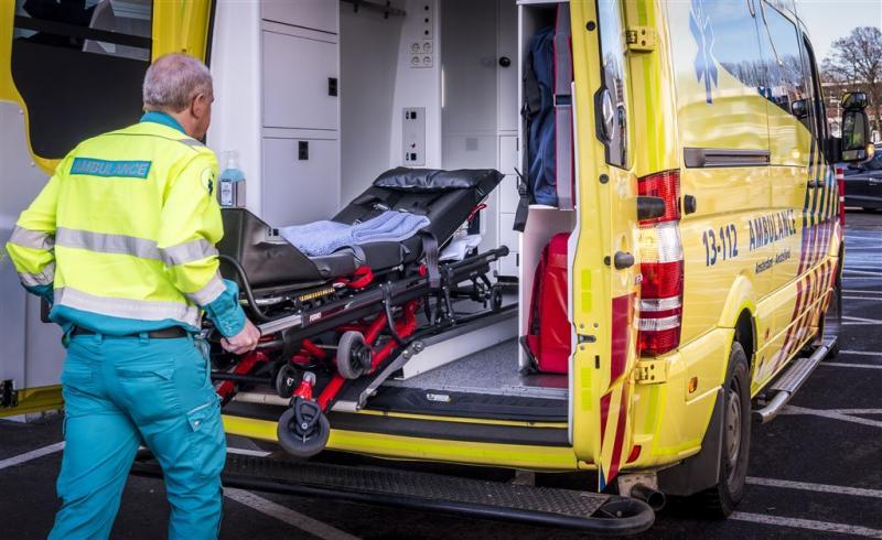 'Tekort ambulancepersoneel rond Koningsdag'