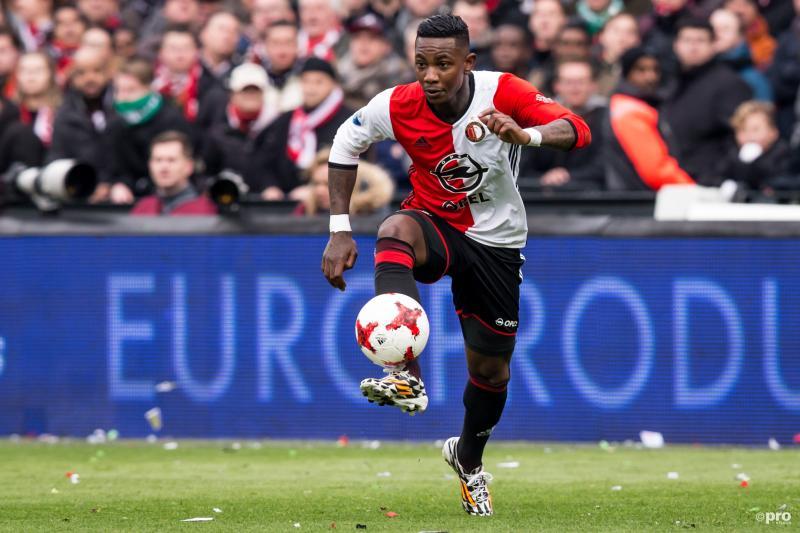 """Elia sneert: """"Ajax doet het met hun mond, wij laten het zien"""" (Pro Shots / Erwin Spek)"""