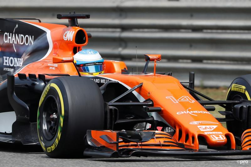 McLaren wil in Sochi de finish halen (Pro Shots / Action Images)