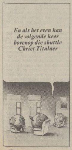 Uit het NRC Handelsblad van 6 juni 1983