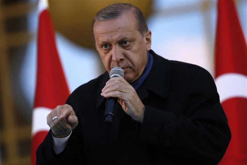 Erdogan: geen oplossing zolang Assad er zit