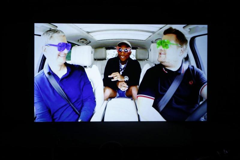 Apple laat fans wachten op Carpool Karaoke