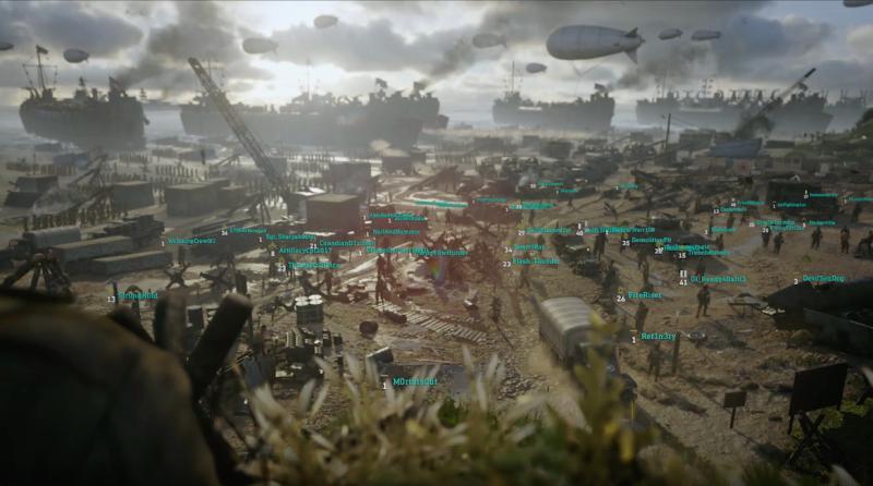The Headquarters, de social hub van CoD: WW2