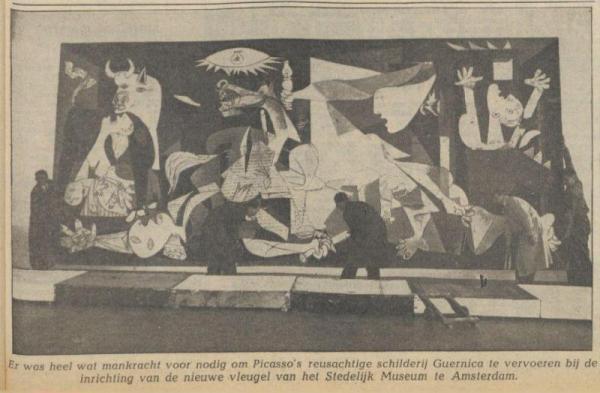 Uit het Nieuwsblad van het Noorden van 12 september 1956