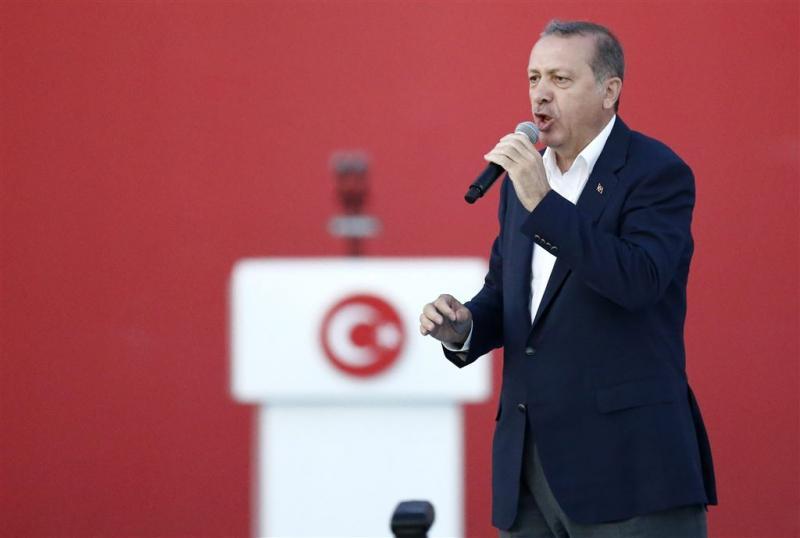 Turkije pakt honderden aanhangers Gülen op