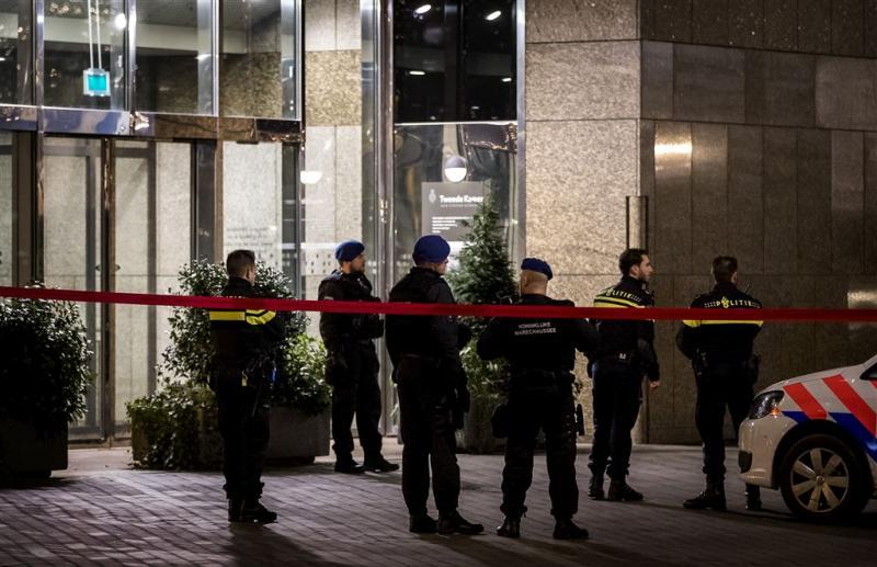 'Waarschuwingsschot Binnenhof was rechtmatig'