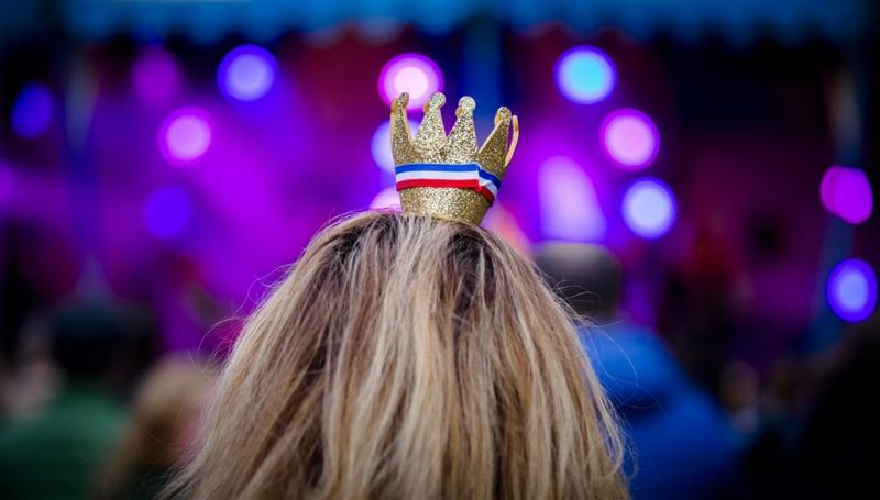 Drukke Koningsnacht in Den Haag en Utrecht
