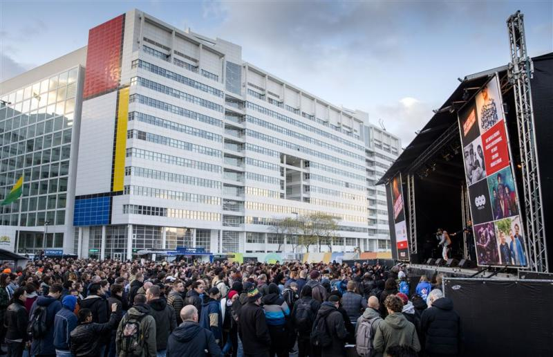 Haags festival: nieuwe traditie lijkt geboren