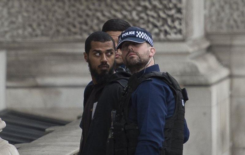 'Terreurverdachte Londen opgepakt na tip'