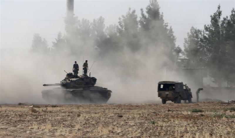 Turkije doodt PKK-strijders in Noord-Irak