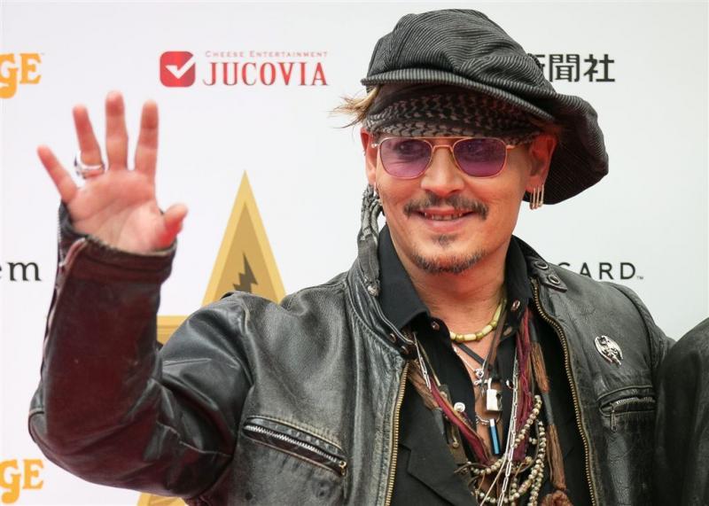 'Johnny Depp heeft psychische problemen'
