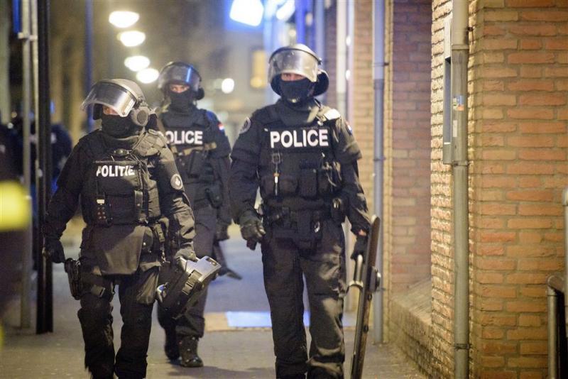 Terreurverdachten opgepakt in Sint-Oedenrode