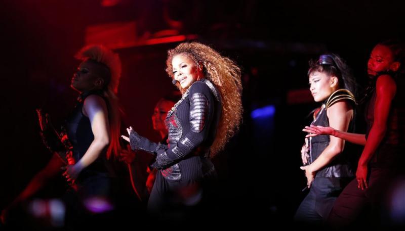 Janet Jackson pakt tournee weer op
