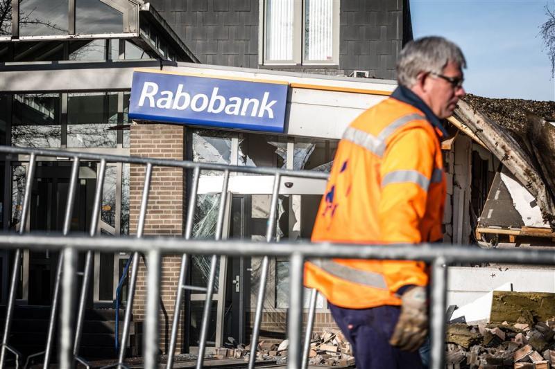 Rabobank zet nachtwakers in tegen plofkraken