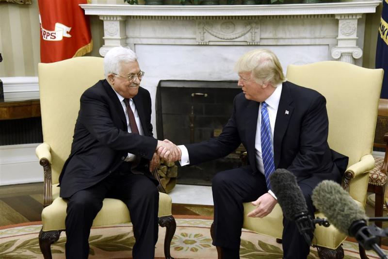 Trump optimistisch over deal Midden-Oosten