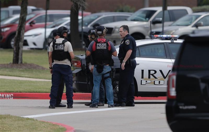 Doden gevonden na schietpartij school Texas