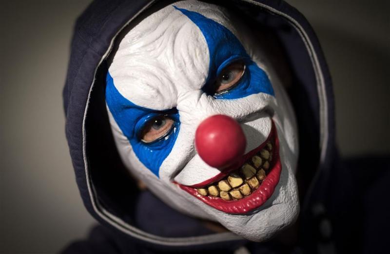Duitse horror-clowns veroordeeld