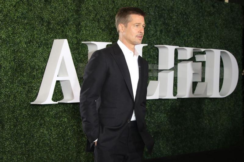Brad Pitt had alcoholprobleem