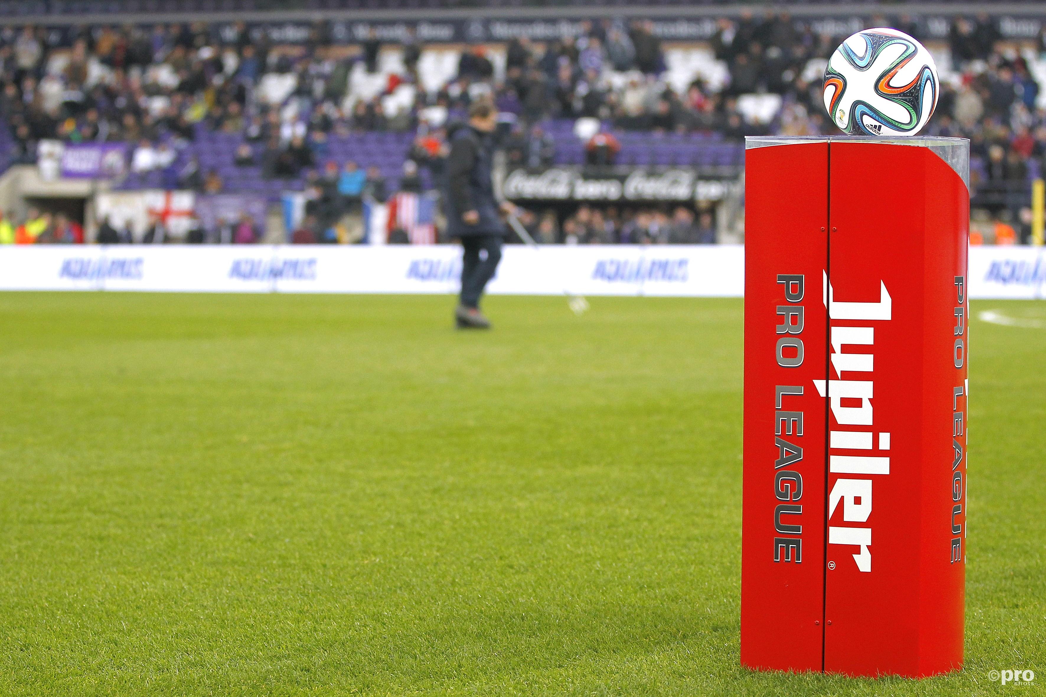 Ook qua tv-gelden wordt de Eredivisie gepasseerd door de Belgische Pro League (PRO SHOTS/Stanley Gontha)