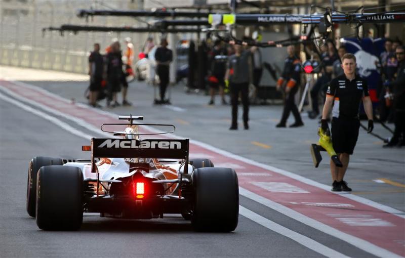 McLaren zoekt gamer om F1-wagen te testen