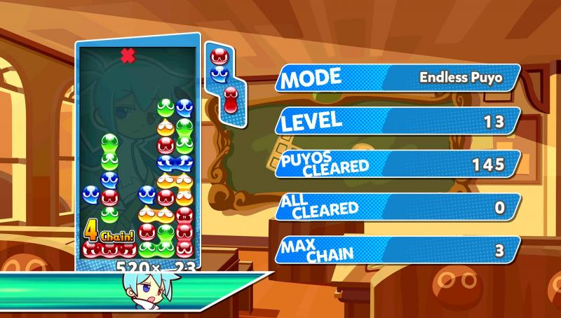 Puyo Puyo Tetris Puyo Puyo
