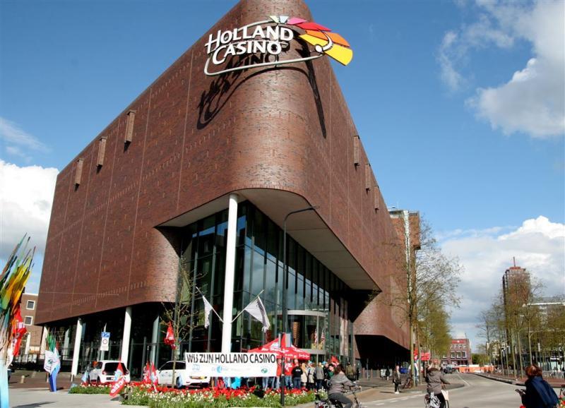 Bonden: geen actie gepland bij Holland Casino