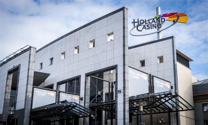 Bezoekers Holland Casino geven meer geld uit