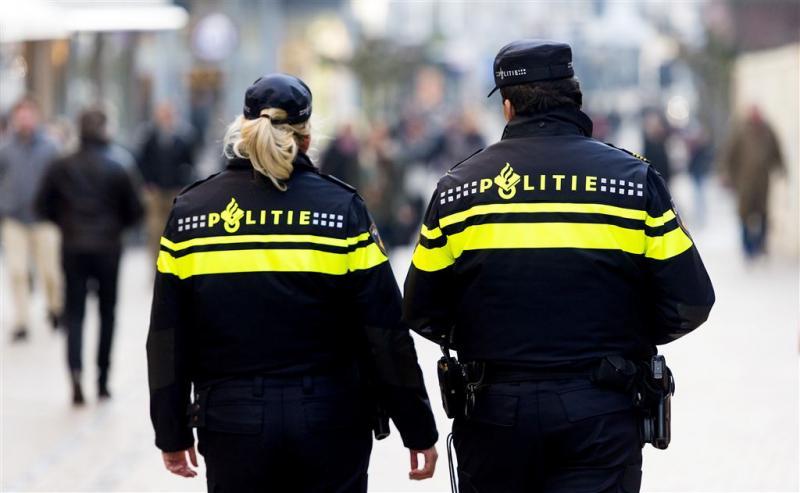 Politie-uniform wordt waardetransport
