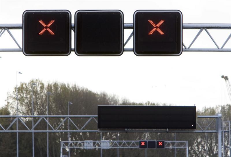 A50 bij Epe weer open na ongeluk