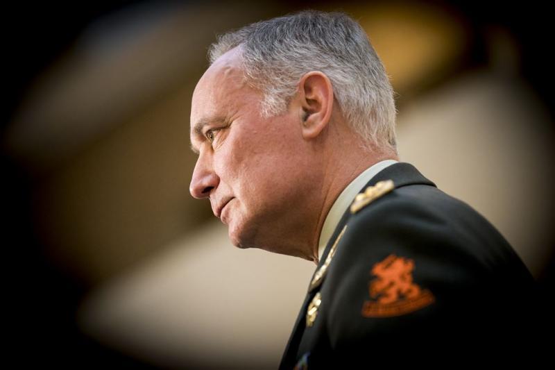Legerchef: inzetbaarheid op laagtepunt beland