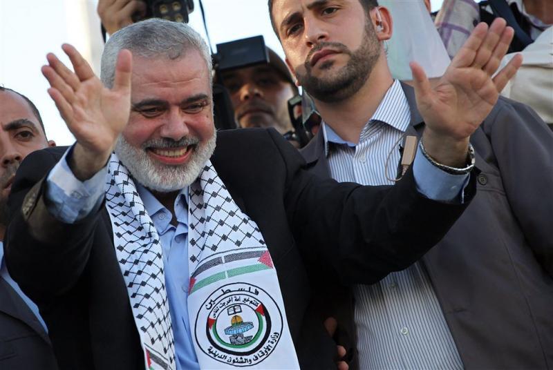Haniyeh nieuwe leider Hamas