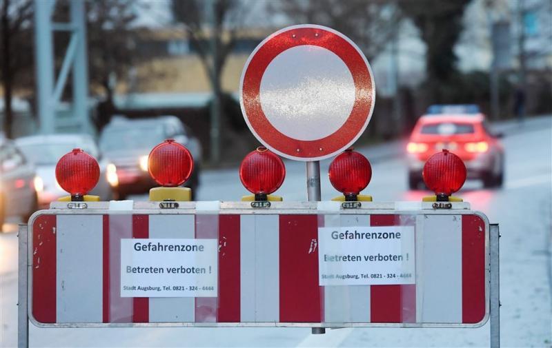 50.000 mensen Hannover uit huis om bom WO2