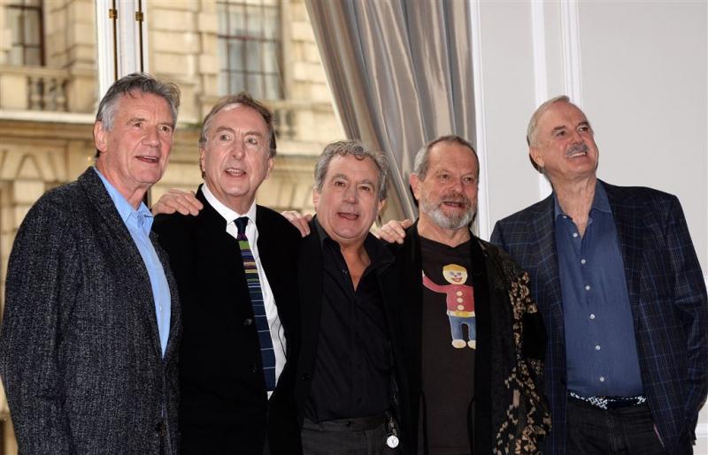 Bioscopen vieren feest met Monty Python-film