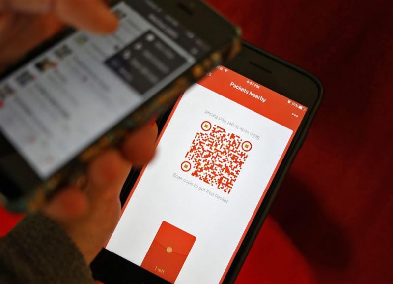 Rusland verbiedt chatapp WeChat